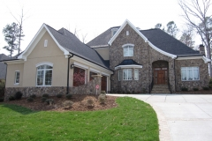 Transitional Style Home 1